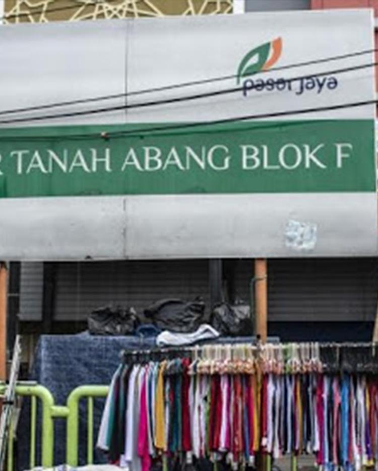 Konsultan Bisnis Pasar Tanah Abang Blok G & Thamrin 10